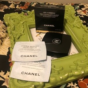 Authentic Chanel Les For Ombres Eye Shadow